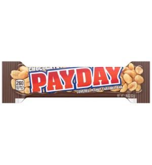 PAY DAY CHOCOLATE PEANUT CARAMEL BAR