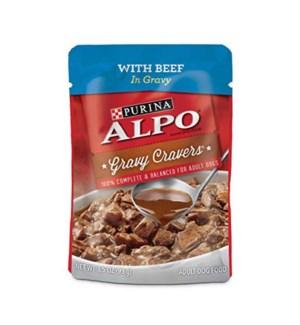 PURINA ALPO #16840 BEEF IN GRAVY DOG FOOD