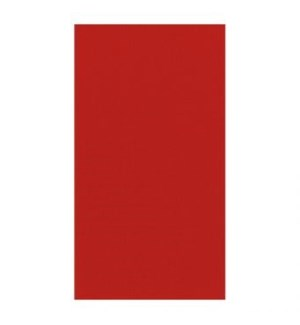 UQ #3128 GUEST NAPKIN/RED