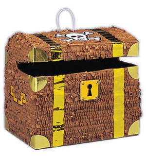 PINATA #6763 TREASURE CHEST