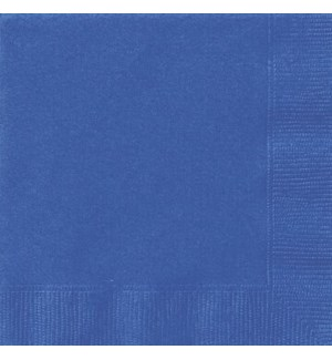 UQ #31462 LUNCHEON NAPKINS/ROYAL B