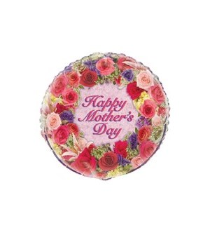 MOM DAY BALLOON #52129 HAPPY MOTHERS DAY