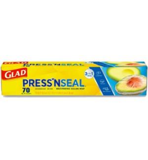 GLAD #70441 WRAP PRESS'N SEAL 3IN1