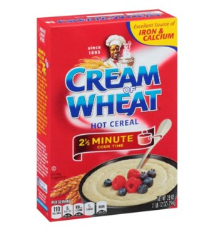 CREAM OF WHEAT #0612 HOT CEREAL