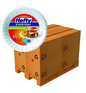 HEFTY FOAM PLATE SHIPPER 8.875INCH