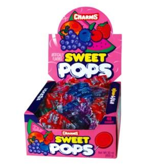 CHARMS BLOW POP - SWEET POPS