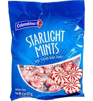 C #2142 STARLIGHT MINT CANDY BAG