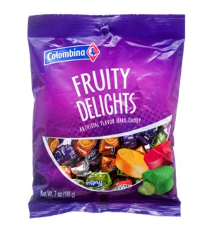C #2147 FRUITY DELIGHTS CANDY BAG