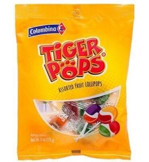 C #2152 TIGER POPS, CLASSIC LOLLIPOPS B
