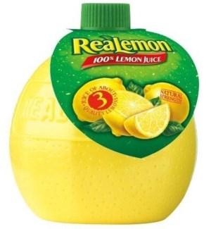 REALEMON #58217 LEMON JUICE