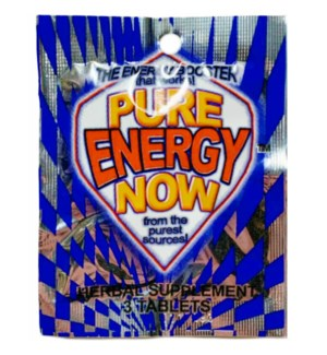ENERGY NOW - PURE #60241