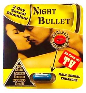 NIGHT BULLAET MALE SEX