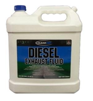 CLEAR DEF FLUID #CM5164 DIESEL EXHAUST FLUID
