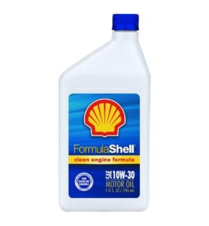 SHELL MOTOR OIL-10W30
