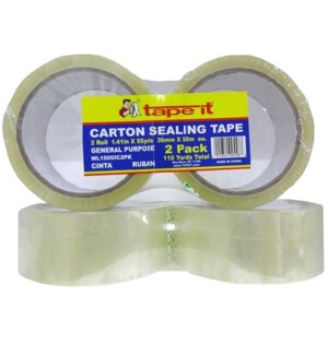 PACKING TAPE #WL15055C GENERAL PURPOSE
