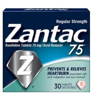ZANTAC 75 MG