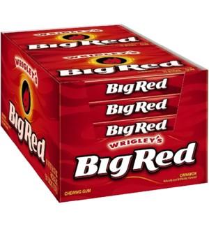 WRIGLEY'S #699 BIG RED/SLIM PACK