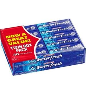 TWIN BOX #78 WINTERFRESH