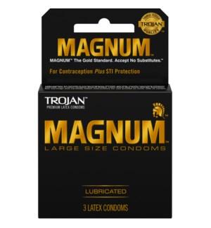TROJAN #64203 MAGNUM CONDOM