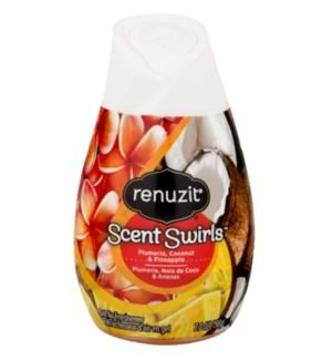 RENUZIT #48559 SCENT SWIRLS SOLID AIR FRESHNER