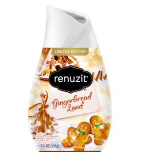 RENUZIT #81006 GINGERBREAD LAND SOLID AIR FRESHNER