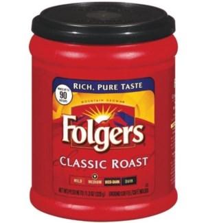 FOLGERS COFFEE - CLASSIC ROAST