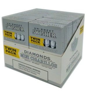 SWISHER DIAMONDS MINI CIGARILLOS