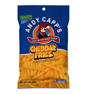 ANDY CAPP'S SNACKS-CHEDDAR FRIES