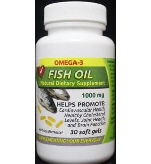 VITAMIN #380 FISH OIL (OMEGA 3)