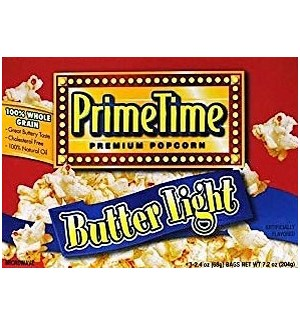 PRIME TIME #8143 LIGHT BUTTER POP