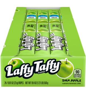 LAFFY TAFFY - SOUR APPLE