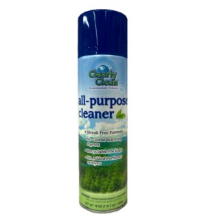 CLEARLY CLEAN #42925 ALL PURPOSE CLEANER