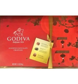 GODIVA CHOCO #111576 GIFT BOX