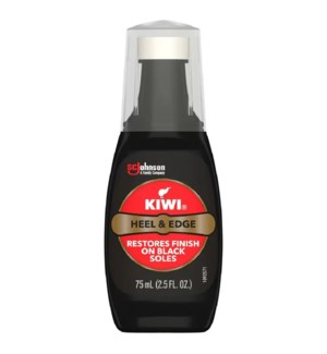 KIWI #11911 SHOE POLISH BLACK LIQUID