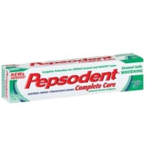 PEPSODENT #00911 WHITENING ENAMEL SAFE