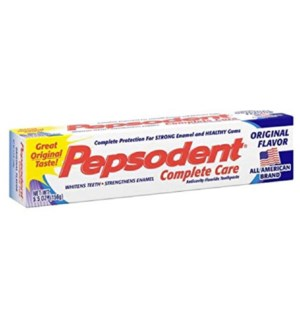 PEPSODENT #00928 ORIGINAL TOOTH PASTE