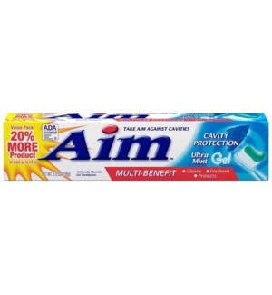 AIM T'PASTE #00935 CAVITY PROTECTION/GEL