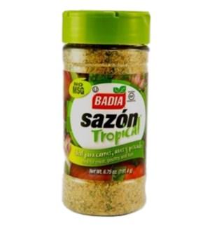 BADIA #7570 SAZON TROPICAL (GREEN)