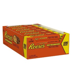 KING SIZE REESES NUTRAGEOUS #10938