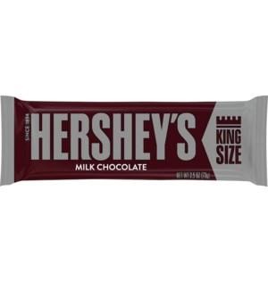 KING SIZE HERSHEY'S #22000 MILK CHOCO
