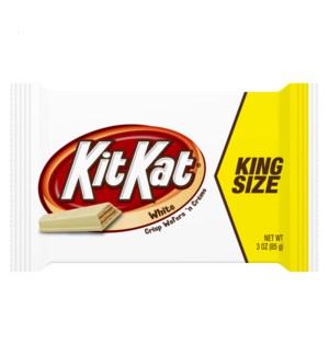 KING SIZE KIT KAT WHITE
