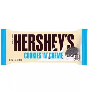 HERSHEY COOKIES'N'CREME