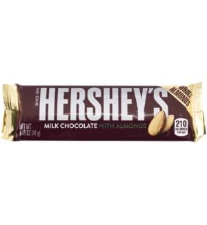 HERSHEY CHOCO W/ALMOND