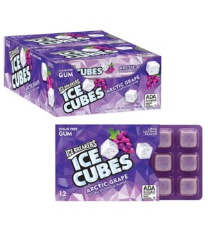 ICE BREAKERS #70140 ARCTIC GRAPE
