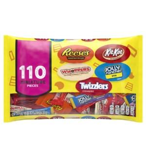 REESE'S #87692 ASST BAG (110 PIECES)