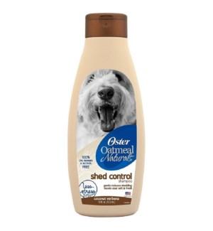 OSTER #3455 DOG SHAMPOO W/OATMEAL COCONUT VERBENA