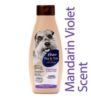 OSTER #1313 DOG SHAMPOO W/OATMEAL