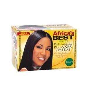 AFRICAS BEST #53000 NO-LYE RELAXER