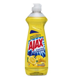 AJAX DISH SOAP #44630 LEMON LIQUID