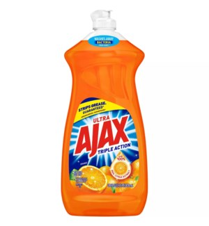 AJAX DISH SOAP #44678 ORANGE LIQUID